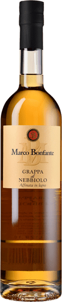 Grappa di Nebbiolo Barrique