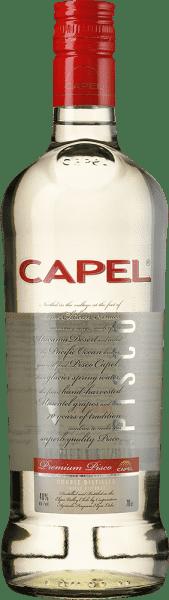 Pisco Capel Premium 40° Doble Destilado - 700ml