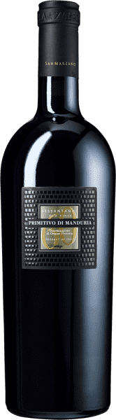 "Primitivo di Manduria DOP ""Sessantanni"""