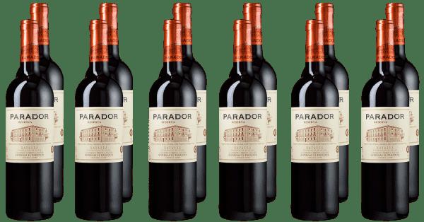 Parador Reserva 9 + 3 Flaschen