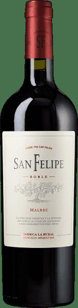 San Felipe Malbec Roble