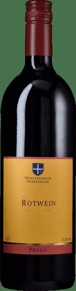 Rotwein trocken 1l