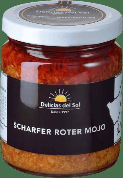 Delicias del Sol - Scharfer roter Mojo