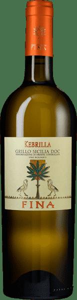 """""""Kebrilla"""" Grillo Sicilia DOC BIO"""