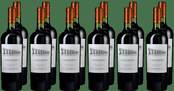 Calicanto 11 + 1 Flaschen