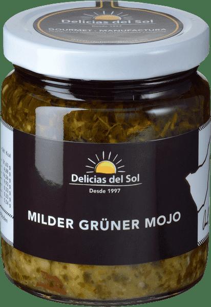 Delicias del Sol - Milder grüner Mojo
