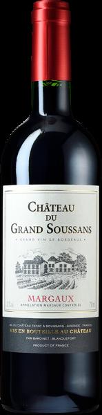 Château Du Grand Soussans AOC