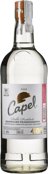 Pisco Capel Premium 40° Doble Destilado - 700ml