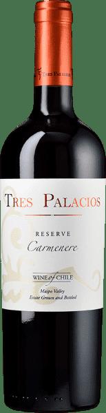 Tres Palacios Carménère Reserve