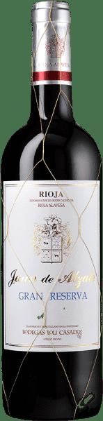 """Jaun de Alzate"" Gran Reserva Rioja DOCa"