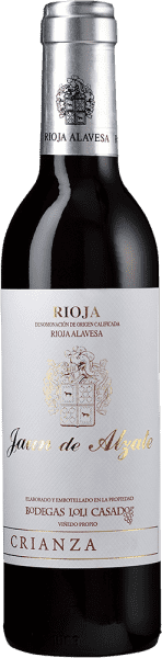 """Jaun de Alzate"" Crianza 375ml Rioja DOCa"