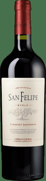 San Felipe Cabernet Sauvignon Roble