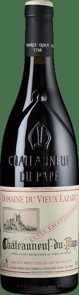 """Châteauneuf du Pape """"Cuvée Exceptionnel"""""""