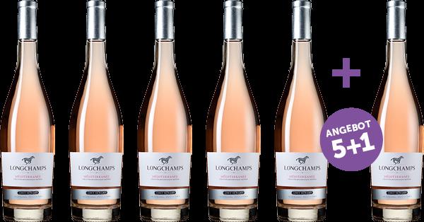5+1 Longchamps Rosé