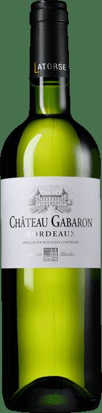 Château Gabaron Bordeaux Blanc