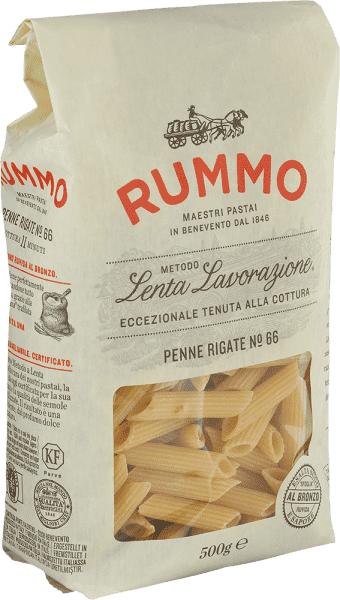 Rummo Penne Rigate No 66 500g