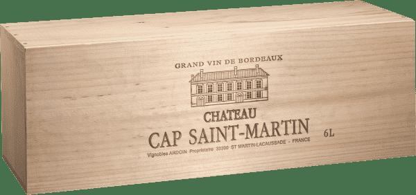 Cap Saint Martin 6l in Holzkiste