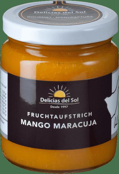 Delicias del Sol - Mango Maracuja Fruchtaufstrich