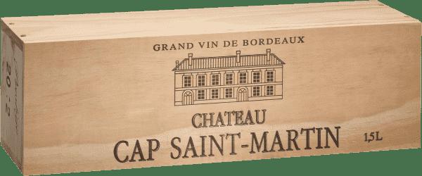 Cap Saint Martin 1,5l Magnum in Holzkiste